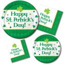 St. Patrick's Day Party Supplies – Argyle