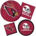 Arizona Cardinals NFL Party Supplies