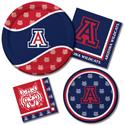 University of Arizona Party Supplies