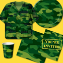 Army  - Welcome Home Party Supplies