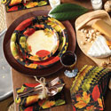 Autumn Disposable Party Tableware