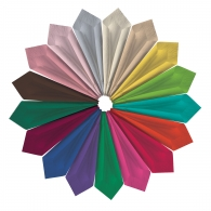 Colored Paper Dinner Napkins - 2Ply