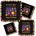 Birthday Cake Party Supplies