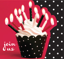 General Birthday Party Invitations - All Ages