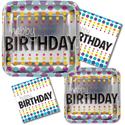 Birthday Pop Party Supplies