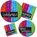 Celebrations Birthday Party Supplies