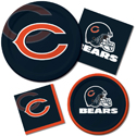 Chicago Bears NFL Party Supplies