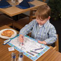 Kids Paper Placemats