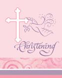 Christening Party Supplies