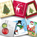 Christmas Party Supplies & Decorations