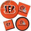Cincinnati Bengals NFL Party Supplies