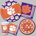 Clemson University Party Supplies
