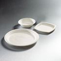 Earth Wise® Tree Free™ Compostable Paper Plates