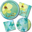 Cool Floral Party Supplies & Decorations