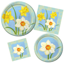 Daffodil Recycled Party Supplies