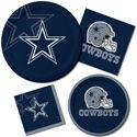 Dallas Cowboys NFL Party Supplies