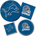 Detroit Lions NFL Party Supplies