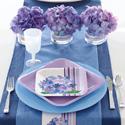 Suministros de tema floral para fiestas
