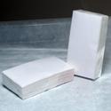 Ropa de cama como toallas de mano Guest - sólidos de papel