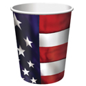 4th of July Beverage Cups