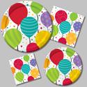 Fun Balloons Birthday Party Supplies