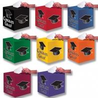 Congrats Grad Card Boxes