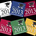 Graduation Napkins - Class of 2013