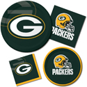 Green Bay Packers NFL Party Supplies