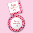 Valentine's Day Party Supplies - Hearts Galore