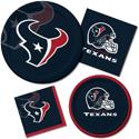 Houston Texans NFL Party Supplies
