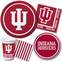 Indiana University Party Supplies