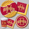 Iowa State University Party Supplies
