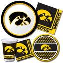 University of Iowa Party Supplies