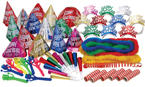 New Years Party Pack - Multicolor 50 People
