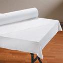 Linen Like Paper Tablecloth Rolls