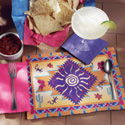 Southwest and Mexican Theme Placemats