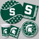 Michigan State University Party Supplies