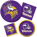 Minnesota Vikings NFL Party Supplies