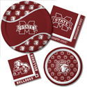 Mississippi State University Party Supplies