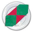 Diamond Fold Instructions