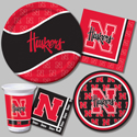 University of Nebraska Lincoln Party Supplies
