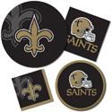 New Orleans Saints NFL Party Supplies