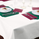 New Years Tablecloths - Table Skirts
