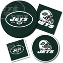 New York Jets NFL Party Supplies