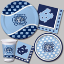 University of North Carolina Party Supplies