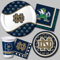 University of Notre Dame Party Supplies