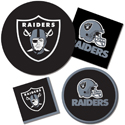 Oakland Raiders NFL Party Supplies