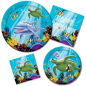 Ocean Party Birthday Party Supplies