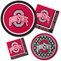 Ohio State Buckeyes Party Supplies