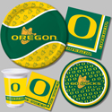 University of Oregon Party Supplies
